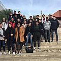 I learn beziers : poème collectif rédigé en anglais et en espagnol par les élèves de 2gt04