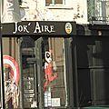 Jok'aire aire sur la lys pas de calais bar