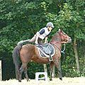 Jeux équestres manchots - parcours de pleine nature après-midi (317)