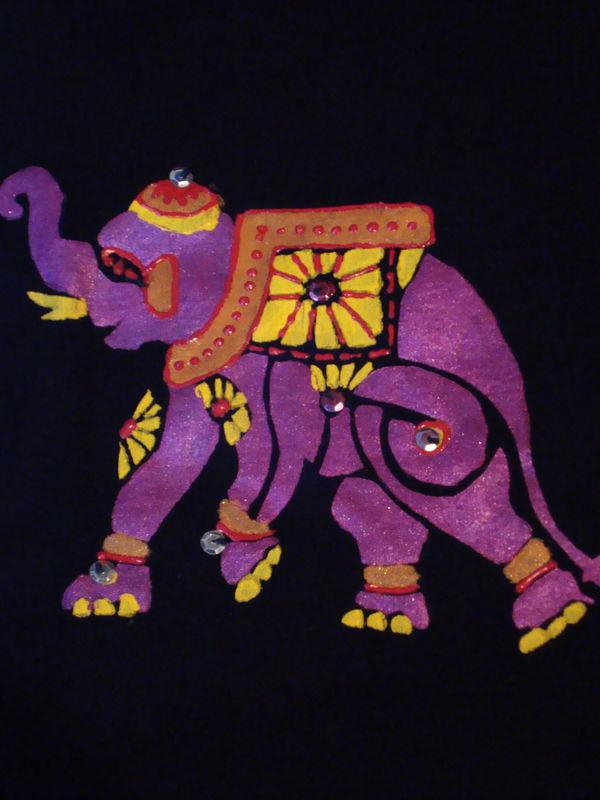 Eléphant hindou