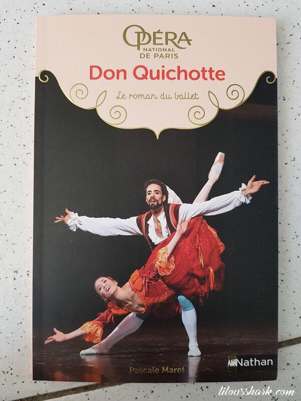 don quichotte le roman du ballet