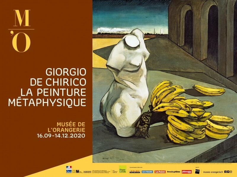 Chirico affiche