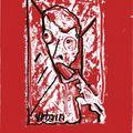 monotype sur rouge0091