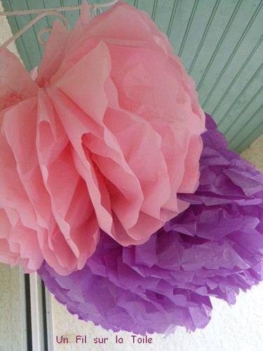 2013 07 Fleurs papier de soie