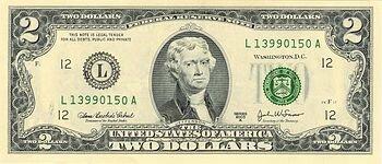 Jefferson dollar