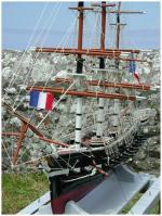 Ch24 - Notre Dame du Bon Voyage - Ex-voto La Melpomène