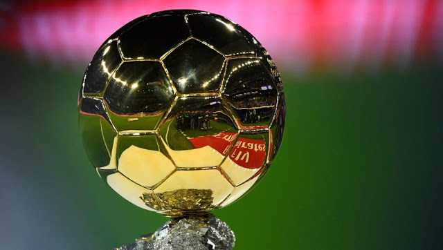 Ballon d'or 2019 - Lionel Messi