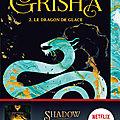 Grisha, tome 2 : siege and storm ; de leigh bardugo