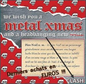 We Wish You A Metal Xmas And A Headbanging New Year - US