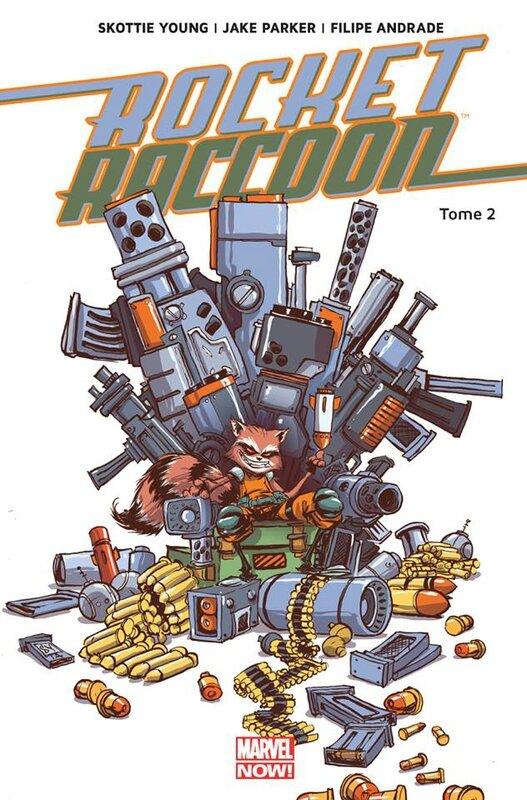 marvel now rocket raccoon 02 monstre en folie