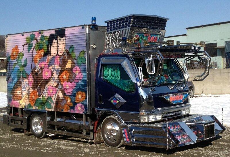 japan truck