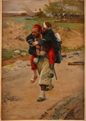 Grolleron, frères d'armes (1893)
