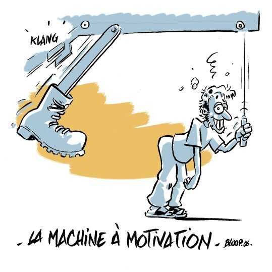 machine à motivation