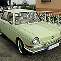 Bmw 700 ls luxus 1963-1965