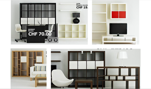 les bureaux conna tre n 2 le bureau expedit ikea home and office design. Black Bedroom Furniture Sets. Home Design Ideas