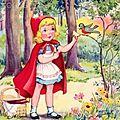 Nouveautés au rayon petit chaperon rouge # 13