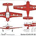 Les avions gardan - gy 30 supercab