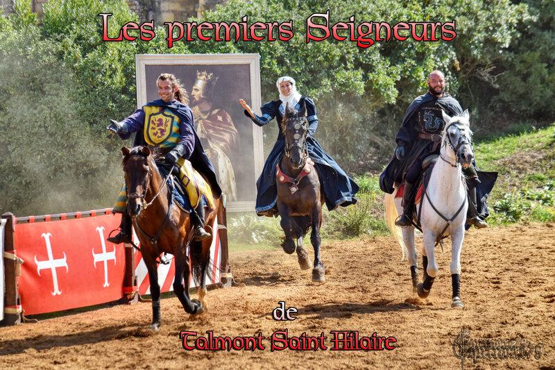 Les premiers seigneurs de Talmont Saint Hilaire 2