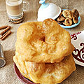 Sfenj ou beignets algériens inratables