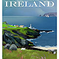 Un roadtrip en irlande...