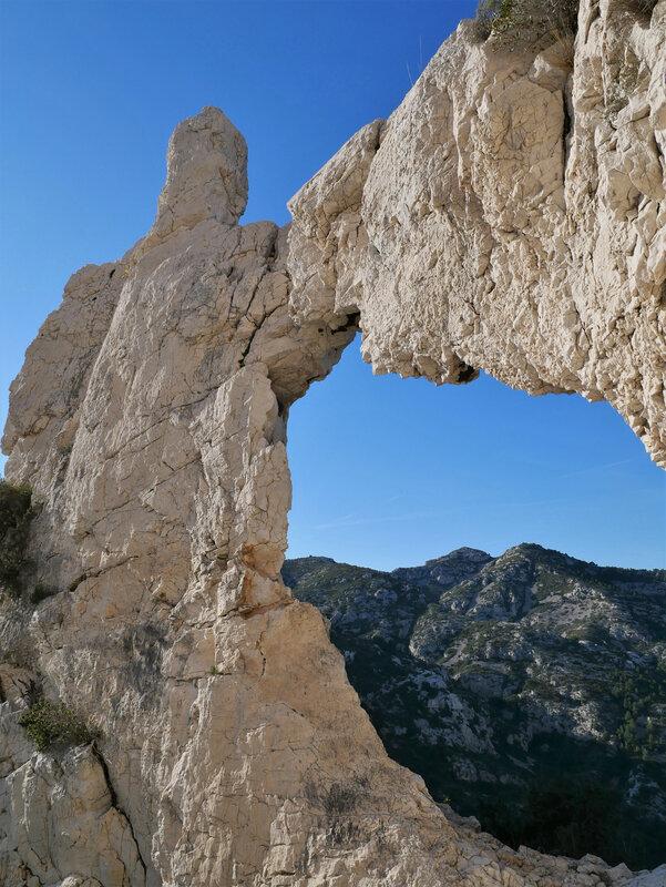 Arche de Morgiou...