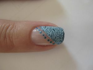 20130625 french bleue stamping (4)