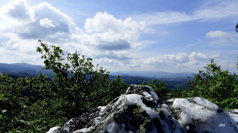 Randonnée du mardi 23 mai en matinée - Rez de Sol sur la commune de LACHAUX (63).