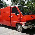 Renault master ambulance sanicar