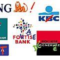 La dette des banques est de 6 581 milliards d'euros, soit plus de 3 fois le pib annuel de la france