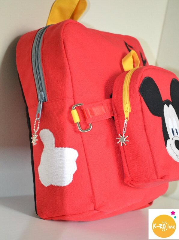 Sac à dos Mickey 4
