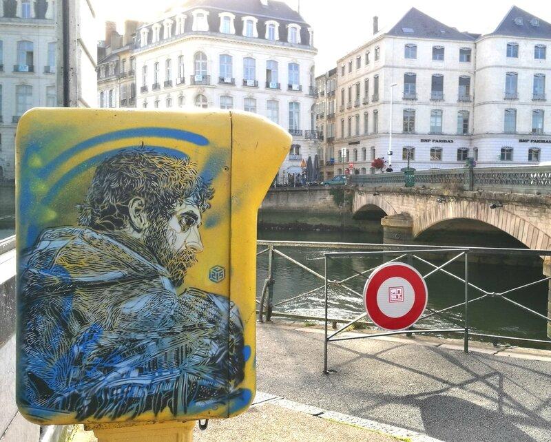 Bayonne, Street Art Point de vue, C215 (64)_008