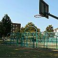 Quartier drouot - terrain multisports...