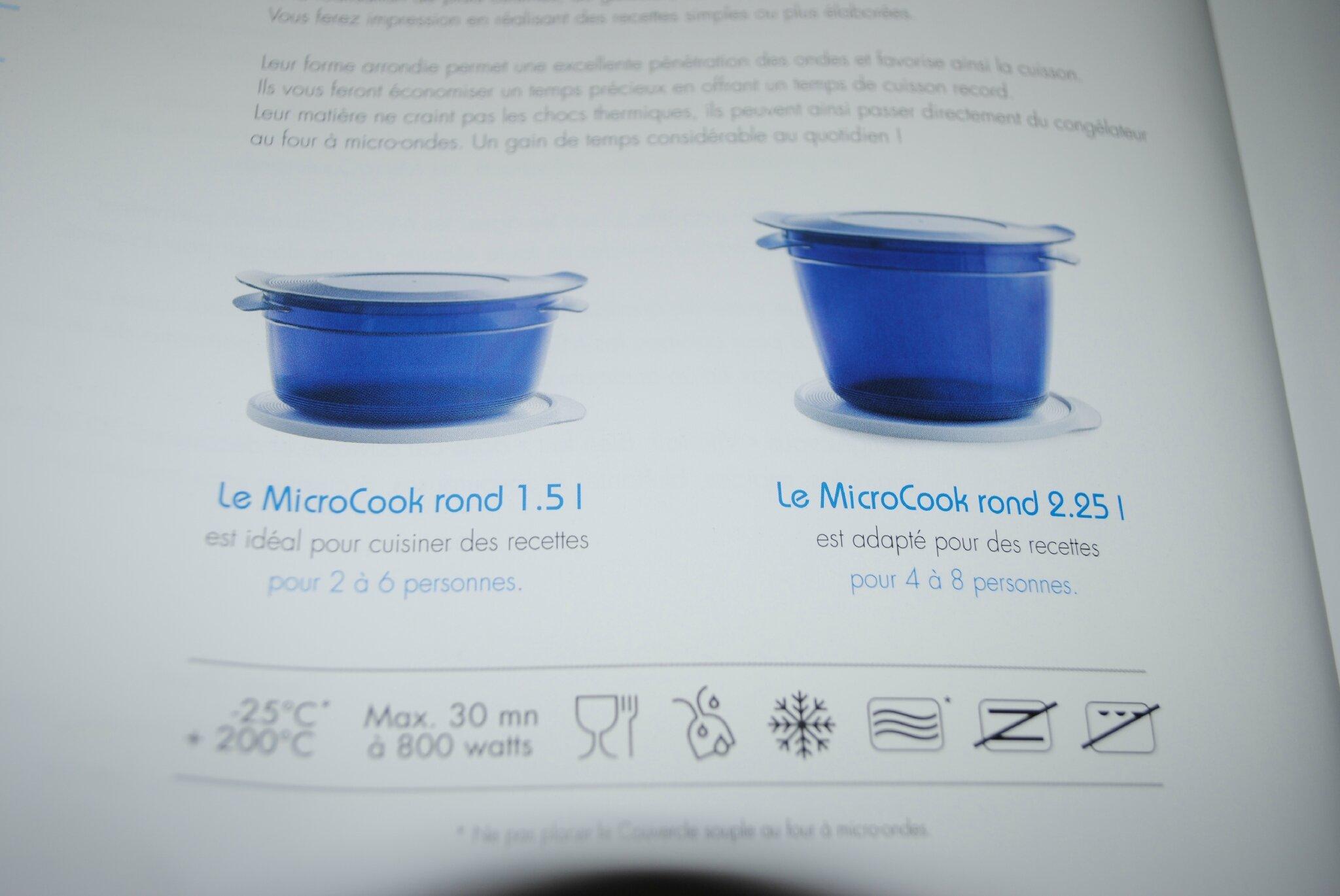 """Micro Onde Au Dessus Du Four la cuisine au micro ondes avec les produits """" les paniers d"""