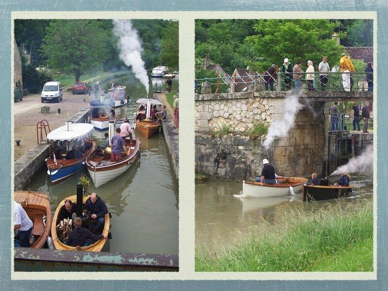 bateaux a vapeur