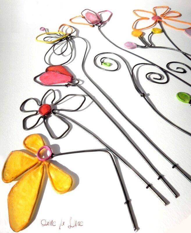 composition florale_ fil_de_fer Dame_la_Lune_fleurs_tableau_bouquet-fleurs
