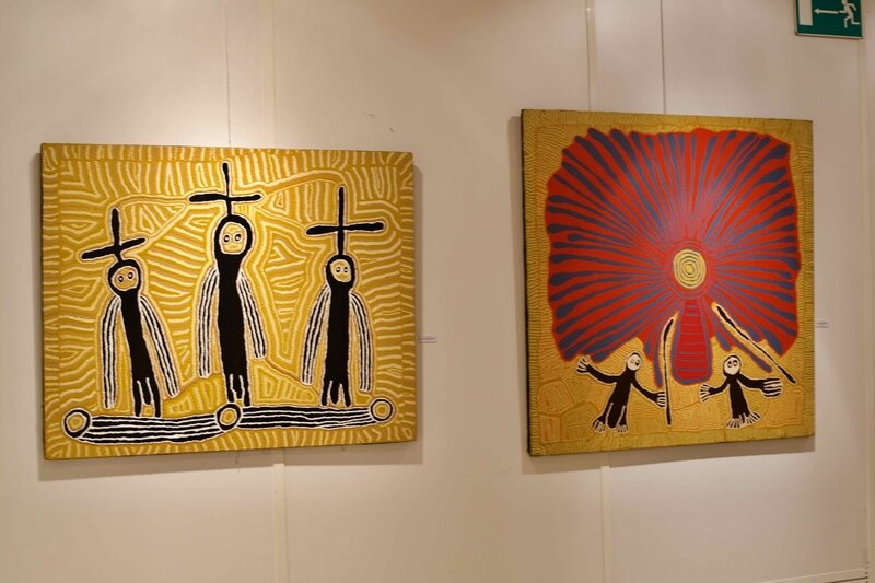 peintures aborigène 3 - 1