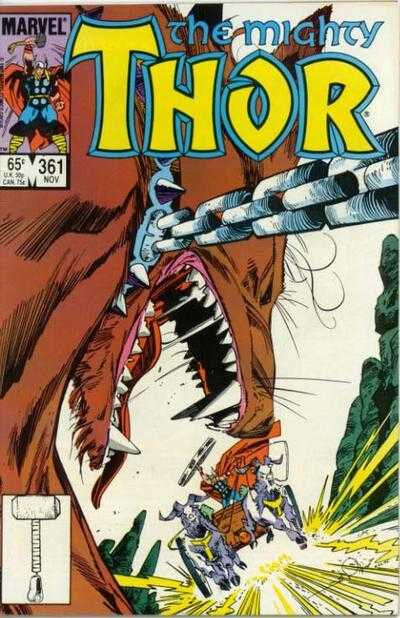 mighty thor 1966 361