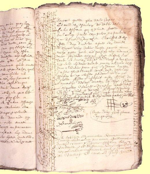 Registre février 1794