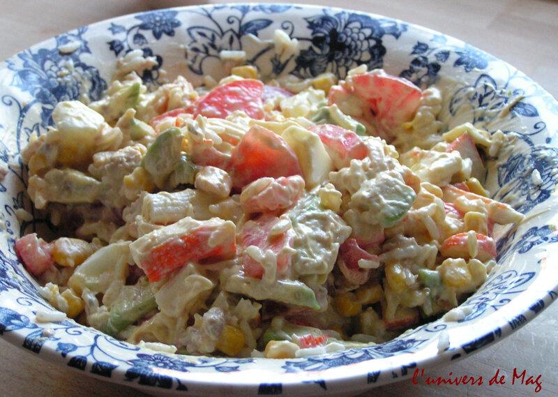 salade créole