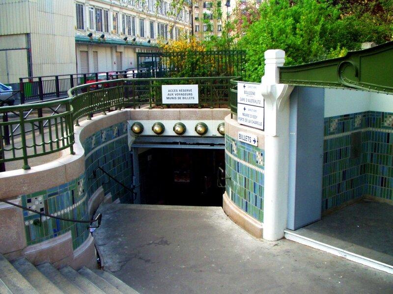 Station Sèvres-Babylone Ligne A (12)