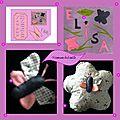 Elisa papillonne.......... (en cours du 2 mars n° 2 et 3)