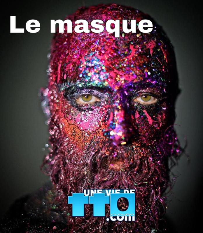 Vignette Masque