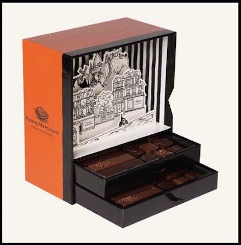 pierre marcolini + ami coffret chocolats 2