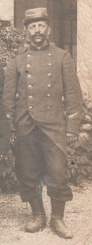 Sergent 147 RI - 1914