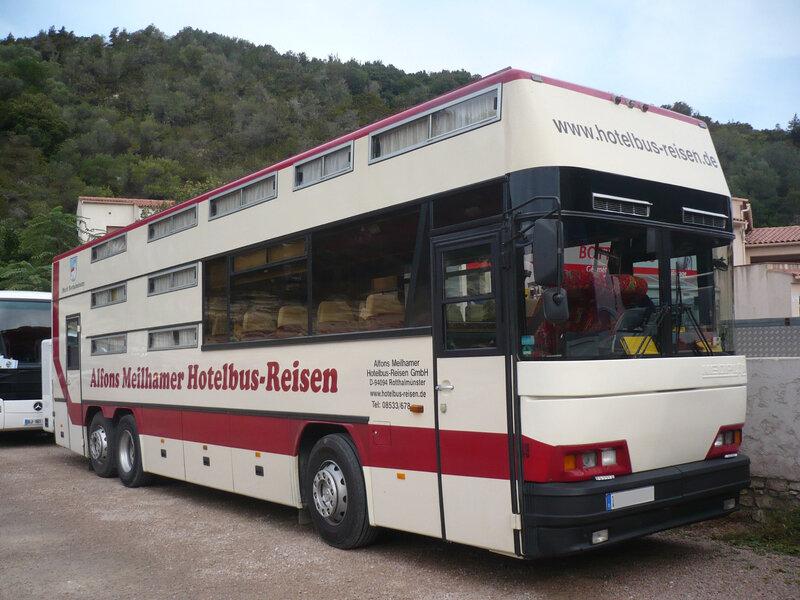 NEOPLAN Jetliner N216 - Alfons Meilhamer Hotelbus Reisen Bonifacio (1)