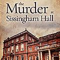 Murder at sissingham hall, de clara benson