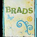Classeur Brads