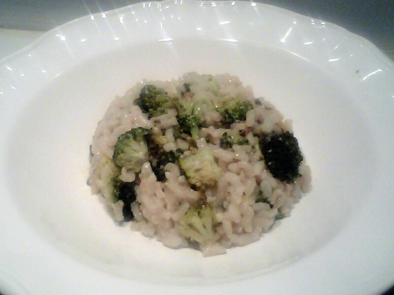 RISOTTO BROCCOLIS