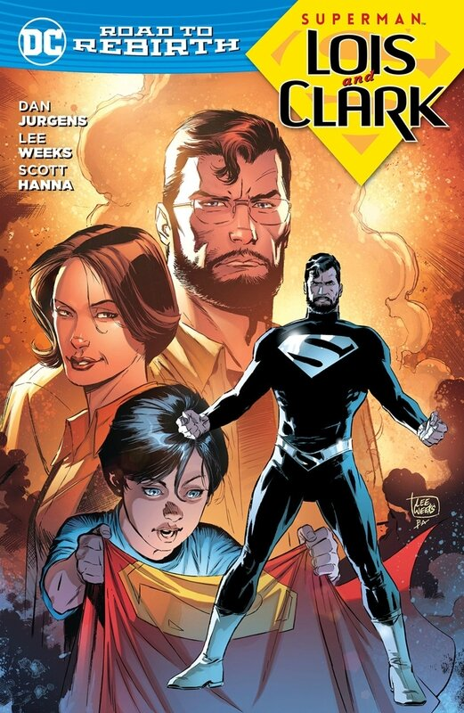 new 52 superman lois and clark TP