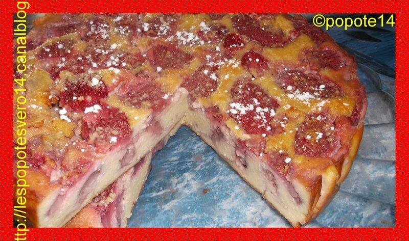 clafouti aux fraises 10